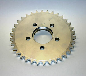 Rear 34 Tooth Sprocket for early or late HD Wheels on xs650 Yamaha, Bobber
