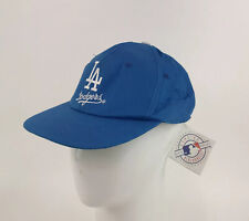 Retro LA Dodgers MLB Baseball Cap Snapback Hat Blue New With Tags Los Angeles