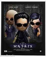 FRAMED THE MATRIX MOVIE POSTER KEANU REEVES   CHILDS ROOM ART BABY SIGNED