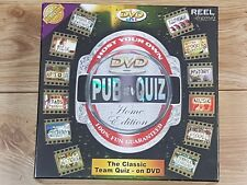 Pub Quiz Set DVD Home Edition New & Sealed Present Holidays