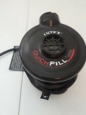 Intertex Intex Quick-Fill 100 Electric Air Mattress Pump Model Ap619-Iii