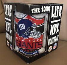 NFL NY GIANTS MILLER LITE HOFFBRAU CUP