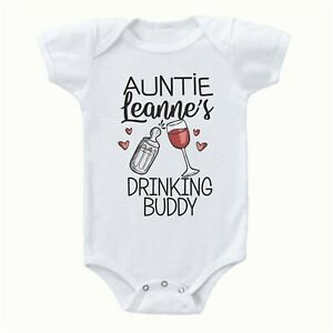bt04 auntie mammy nanas grandma personalised drinking buddy funny baby grower