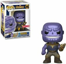 Pop Avengers Infinity War: Metallic Thanos Collectible Figure