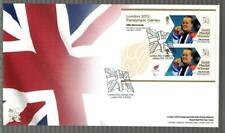 GB 2012 LONDON PARALYMPIC GAMES FDC - ELLIE SIMMONDS SWIMMING 200M MEDLEY