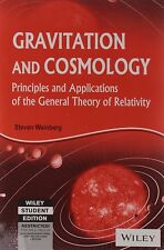 New-Gravitation and Cosmology :Principles and Applications  by WEINBEG 1ed