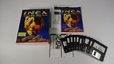 Inca ii 2 Wiracocha (PC MSDOS Bigbox) alemán incl. Windows CD de inicio