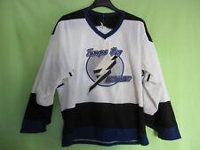 Maillot Hockey Lightning Tampa Bay Vintage Ice CCM Jersey Vintage - S