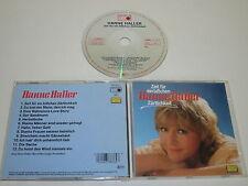 HANNE HALLER / Zeit pour un un peu tendresse (METRONOME 833 836-2) CD Album