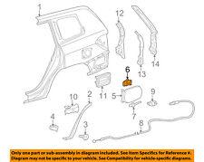TOYOTA OEM Fuel Door-Gas Cap Hatch Spring 773600E010