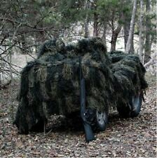 Red Rock Ghillie Blind Camouflage Netting (Woodland Camo) #70935