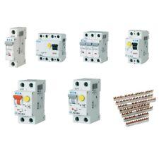Eaton FI-Schutzschalter Leitungsschutzschalter Automaten Phasenschienen Auswahl