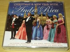 Andre Rieu - Christmas & New Year With Andre Rieu (2012 Triple CD Album)