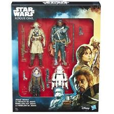 Hasbro Star Wars Rogue One Jedha Revolt Figures, Pack of 4