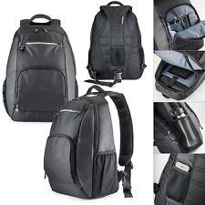 "Basecamp Transit Tech Sling 15"" Laptop / MacBook Pro Black Everyday Backpack New"