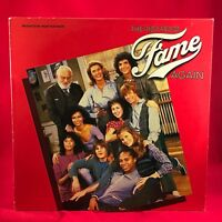 The Kids From Fame Again 1982 UK Vinyl LP EXCELLENT CONDITION soundtrack bbc B