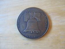 Oral Roberts Proclaim Liberty Throughout All The Land/Liberty Bell Medal 1973
