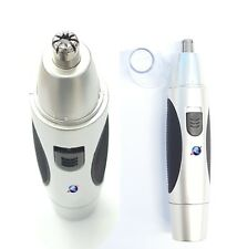 Ear and Nose Hair Trimmer Cordless Facial Hair Battery Operated