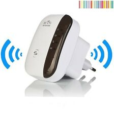 REPETIDOR WIFI 802.11 N/B/G WIRELESS AMPLIFICADOR DE SEÑAL INALAMBRICO 300 MBPS