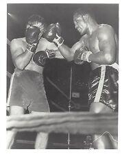 JERRY QUARRY vs JOE FRAZIER 8X10 PHOTO BOXING PICTURE