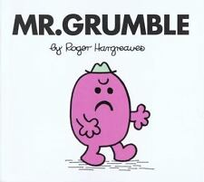 Mr. Grumble (Mr. Men and Little Miss 3D)-ExLibrary