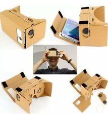 X2 Cardboard 3D VR Virtual Reality Google Headset Movie Games Glasses for Phones