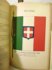 Risorgimento - Rangoni Machiavelli : Il Tricolore negli Stati Italiani - 1915