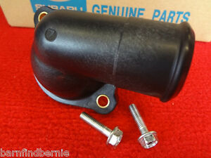 Subaru Thermostat Housing Cover & Bolts Kit Impreza Forester Outback Legacy OEM