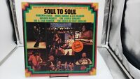 Soul To Soul LP Atlantic SD-7207 US 1971 Promo Mono VG/VG+ cVG+