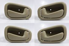 Set of 4 Toyota Corolla Inside Door Handle Handel