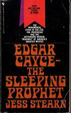 Edgar Cayce PB The Sleeping Prophet Jess Stearn America's Greatest Mystic!