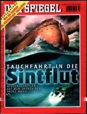 SPIEGEL 50/2000 Die Suche nach der Arche Noah