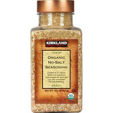 Kirkland Organic No-Salt Seasoning 14.5 oz