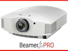 Sony VPL-HW45ES Weiß - Full HD, SXRD, HDMI, Heimkino Projektor, Beamer