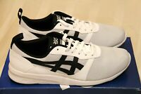 "Asics Lyte Jogger ""White Black"" New (US12) max ultra air gel V 5 3 III Kayano"