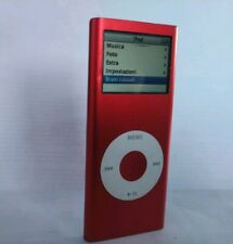 Ipod nano 2nd gen 4gb A1199 rosso product