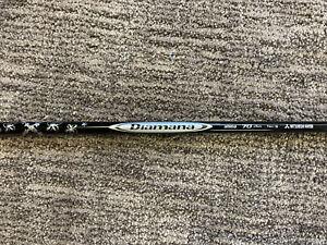 """New Diamana 'ahina 70  Stiff Flex Driver Shaft Mitsubishi Rayon Uncut 46"""""""