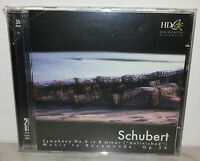 CD SCHUBERT - SYMPHONY No. 8 IN B MINOR - ROSAMUNDE - 20 BIT - NUOVO NEW