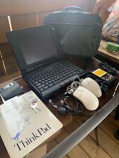 IBM ThinkPad 755C Vintage