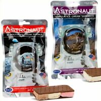Astronaut Space Food - Freeze Dried Ice Cream Sandwich - Choose from Two Flavors