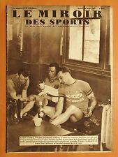 Miroir des Sports 935-16/3/1937-Cyclisme-Roger Lapébie a enlevé le 5è Paris-Nice