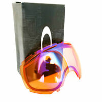 Oakley Canopy High Intensity Persimmon Goggles Replacement Lens Ski Snowboard