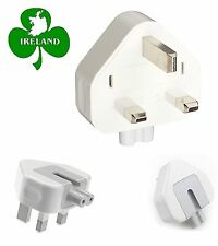 For Apple MacBook iPad UK AC Power Adapter Wall Plug Duckhead Charger Brand New