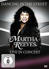 DVD CD Martha Reeves Live En Concert CD et DVD Set