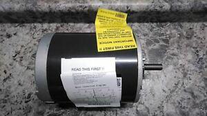 Dayton 3K617BG 3/4 HP 1725 RPM 115/208-230VAC Split-Phase Belt Drive Motor