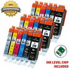 PGI270XL PGI-270 XL CLI-271 XL Ink for Canon PIXMA MG7700 MG7720 TS8020 TS9020