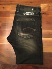 Cotton Indigo, Dark wash G-Star High Rise Jeans for Men