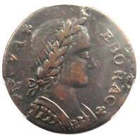 1787 Nova Eborac Colonial Copper Coin - Certified PCGS XF Details (EF)