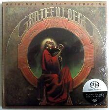Grateful Dead - Blues For Allah - Mobile Fidelity - Hybrid CD/SACD - Sealed.