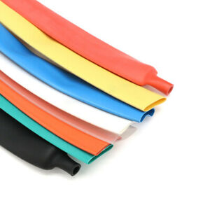 3:1 Electronic Heat Shrink Tubing  φ1.6mm-φ85mm  Cable Wire Sleeving  ALL Color